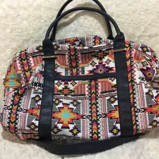 Aztec Weekend Bag