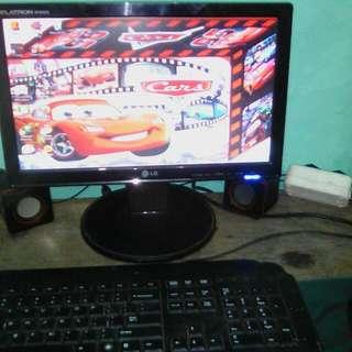 Komputer Cpu 1set