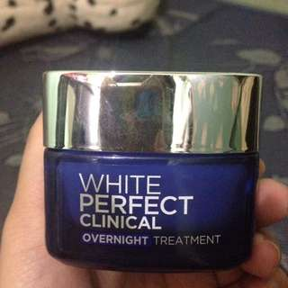 Reprice ,Loreal White Perfect Clinical Overnight