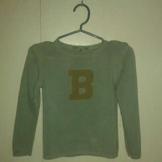 Sweater 4T on Tag