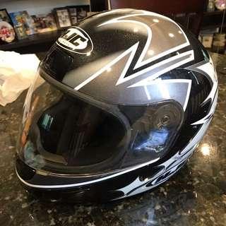 HJC Fusion 2 Full Face Helmet Size ML