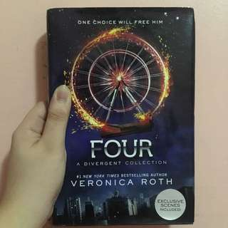 ‼️ REPRICED ‼️ Four: A Divergent Collection