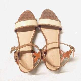 CLN Wedge Sandals