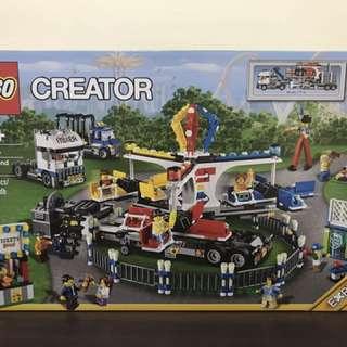 Lego Fairground Mixer 10244
