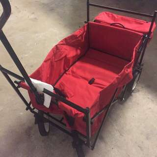 Mobile trolley for kids
