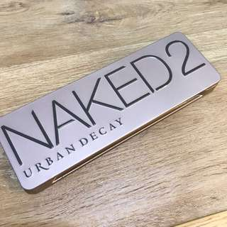 Urban Decay Naked 2 Palette AUTHENTIC