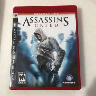 Playstation 3 ASSASSIN'S CREED