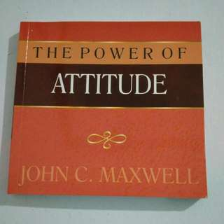 The Power of Attitude #BELOW200