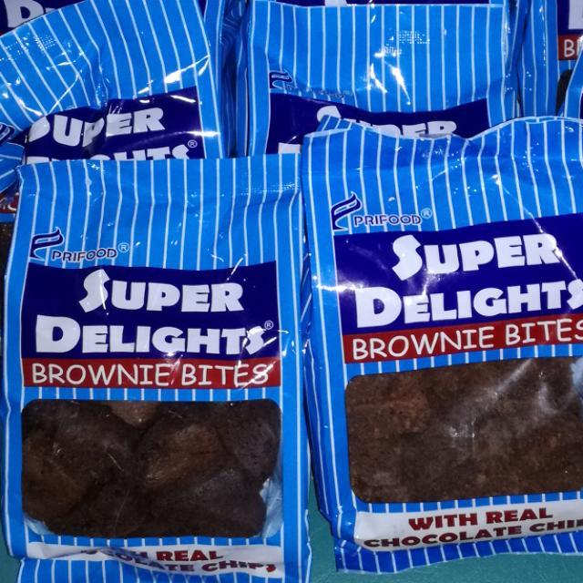 ONHAND! Superdelights Brownies