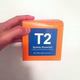 T2 Sydney Breakfast Tea