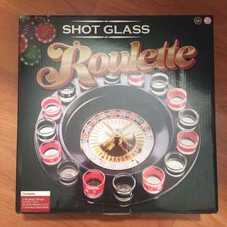 Roulette Shot Drinking Game