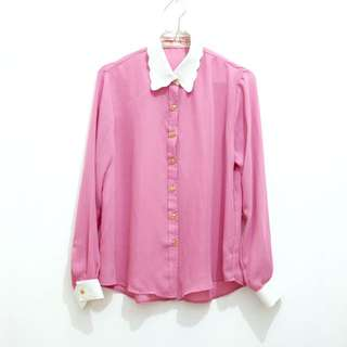 Pinky's Shirt By Little Treasure