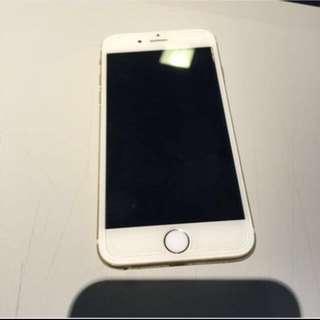 iPhone 6 金色 16G