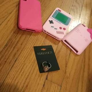 iPhone, iPod Cases, Ring
