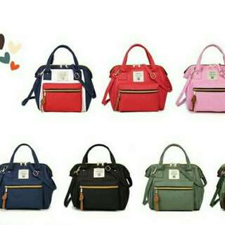 Anello 3-way Bag Small