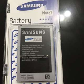samsung note 3 battery with warranty