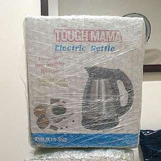 BRAND NEW TOUGH MAMA ELECTRIC KETTLE FROM LAZADA Rush Sale