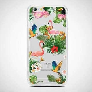 Swan Shockproof Case Iphone 7/7+