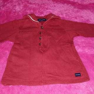 Baju Hangat Five Kids