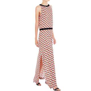 Sass & Bide - From Drummer To Driver Maxi Dress - Print - Size 8 - BNWT - RRP $390