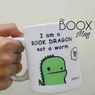 Bookish Mug TBM-02