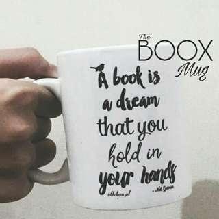 Booksih Mug TBM-03