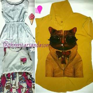 6 Clothes for Women