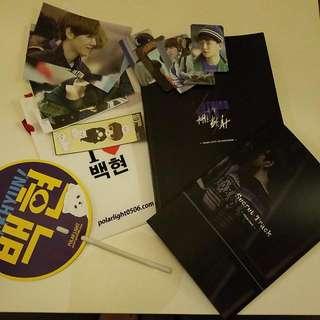 EXO 白賢 photo book