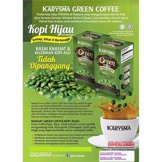 Karysma Green Coffee