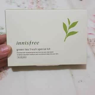 Innis Free Green Tea Set