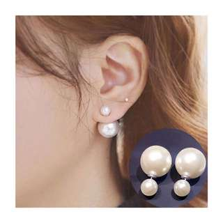 NEW! Pearl Earrings