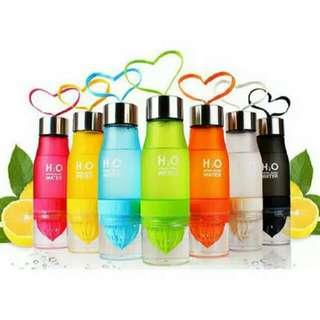 H2O Water Bottle InfuserBotol