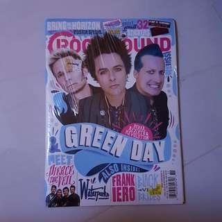 Rocksound Magazine Issue 219 Green Day