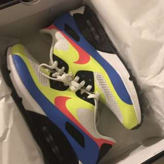 NIKE ID Air Max valentino rossi colorway