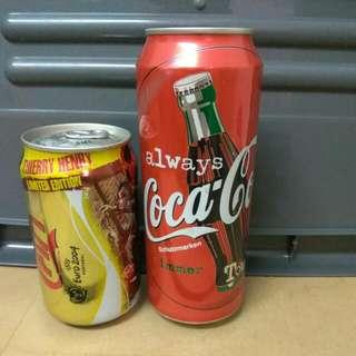 1996 Old Design Coca-Cola