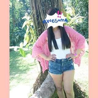 forever21 kimono #Blazer #pink