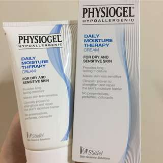 (降!)(含運) PHYSIOGEL 層脂調理乳霜