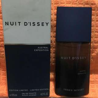 Original Nuit D'issey Perfume