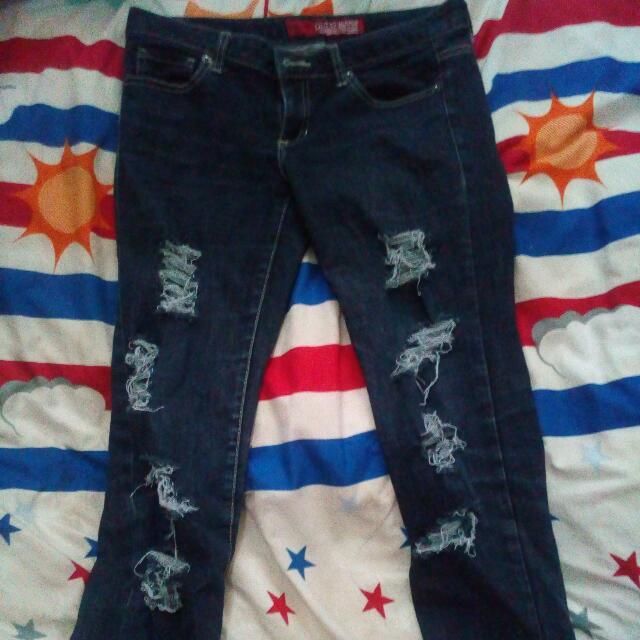 27-Guess Original pants