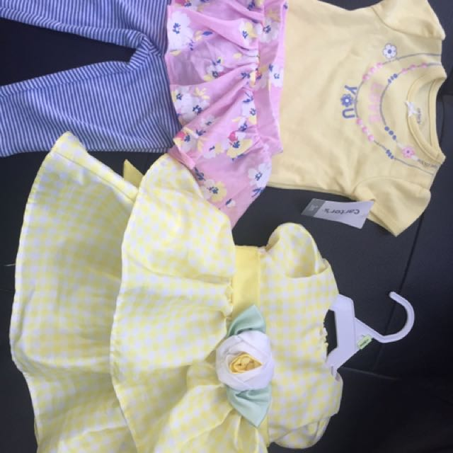 3months Old Baby Girl Dresses