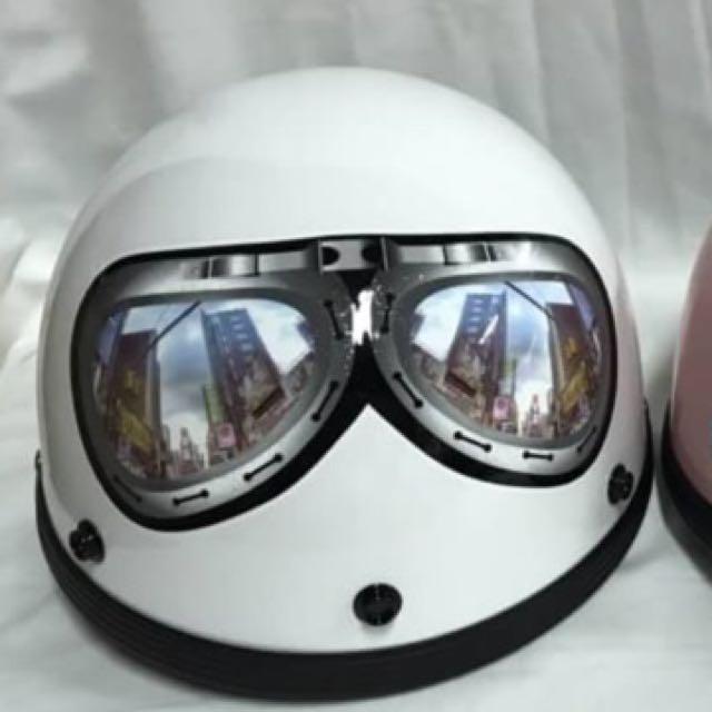 大風鏡-)騎士帽)