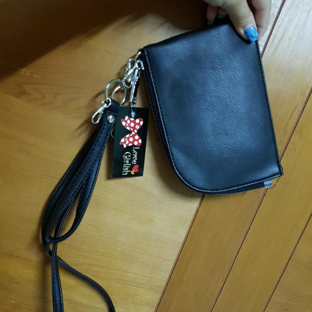 頸掛包 手機包