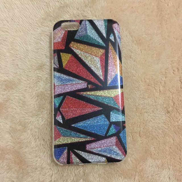 Abstract Soft Case for iPhone 6/6s