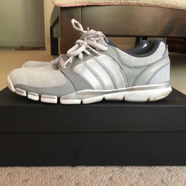 Adidas Grey Runners