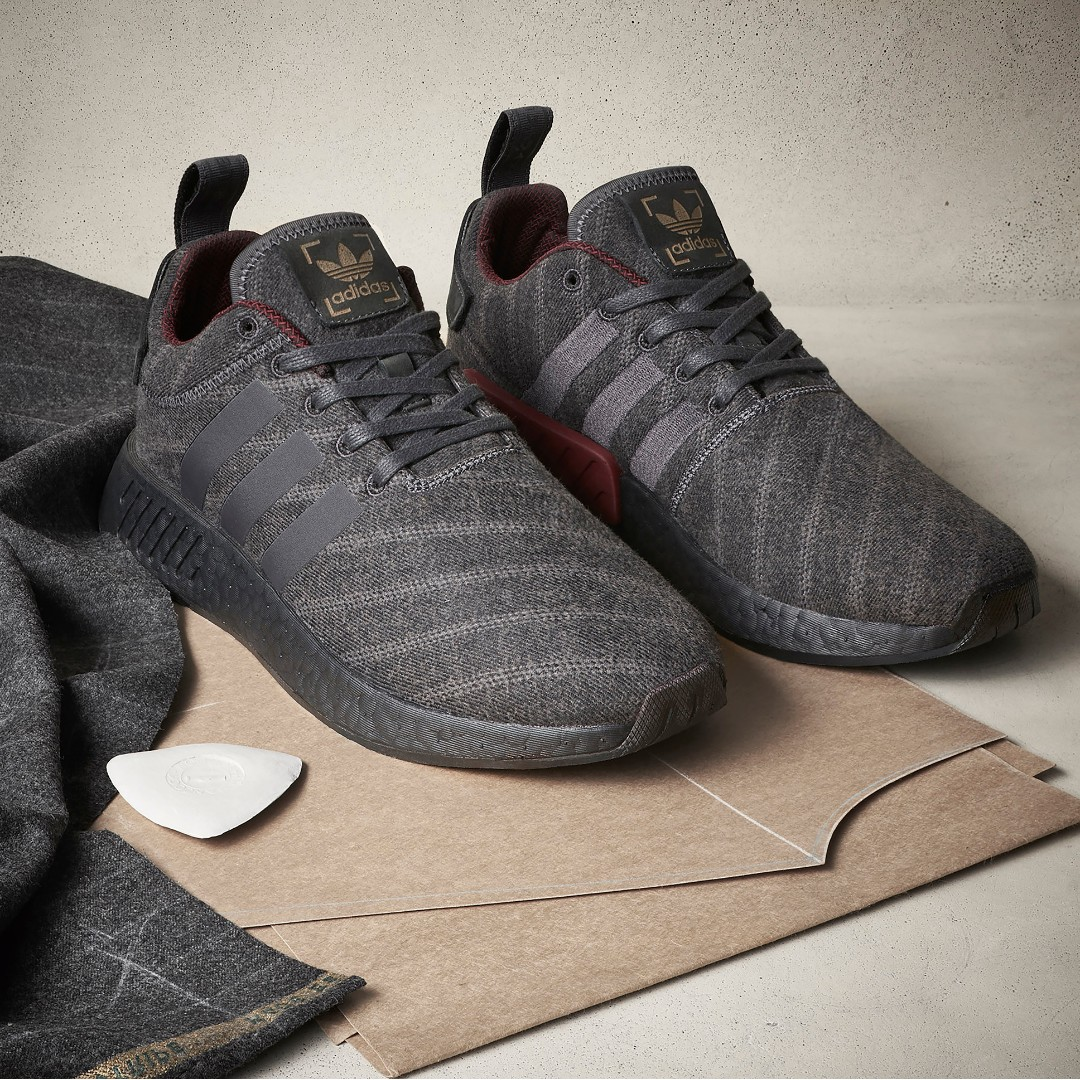 275b867e0 Adidas NMD R2 Henry Poole Limited Edition