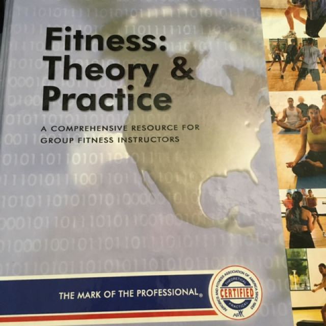 Afaa Group Fitness Practical: Afaa Fitness Theory And Practice Textbook