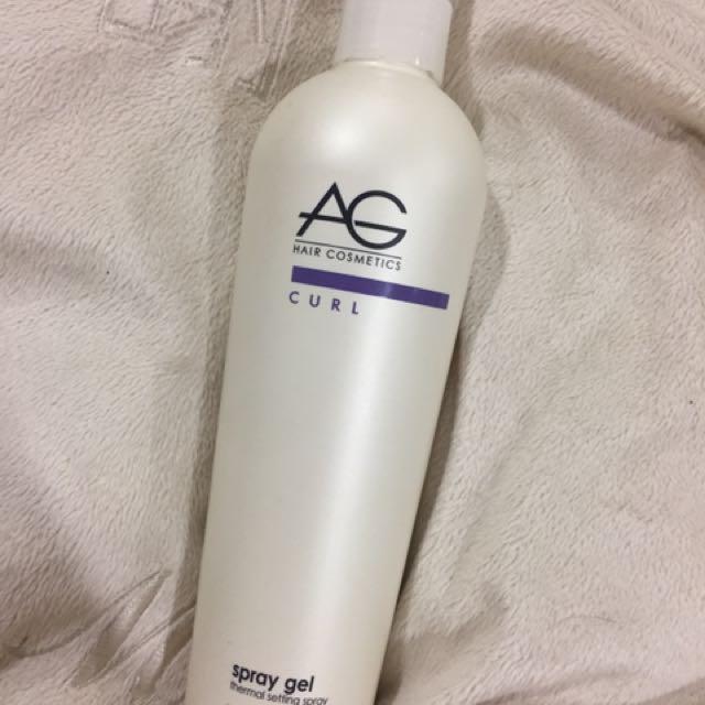 AG Hair Cosmetics Curl Spray Gel