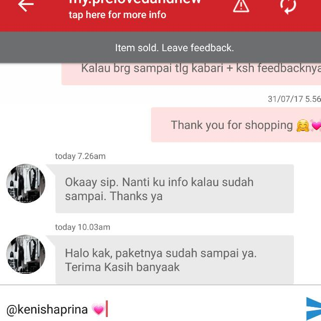 ANOTHER TESTI! 💯 TRUSTED