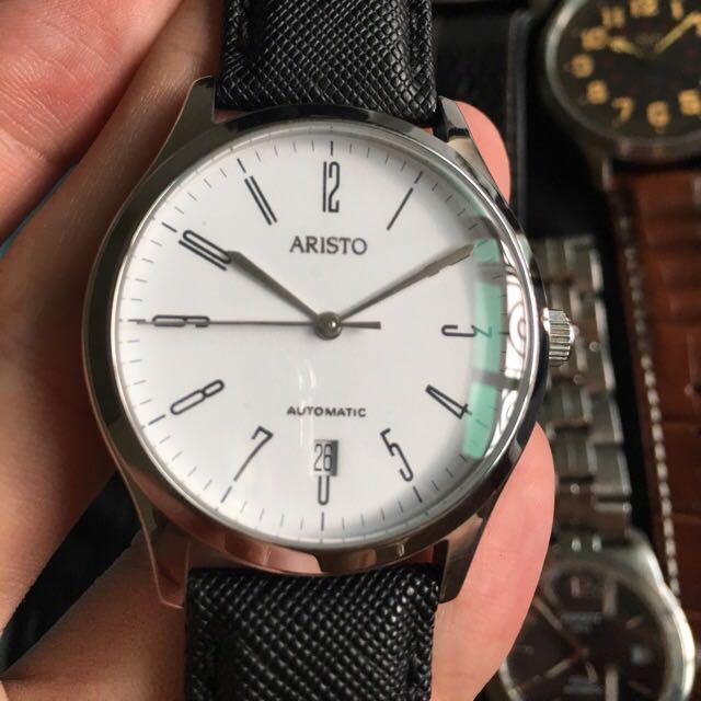 Aristo 德國白面自動機械錶 降價賣出