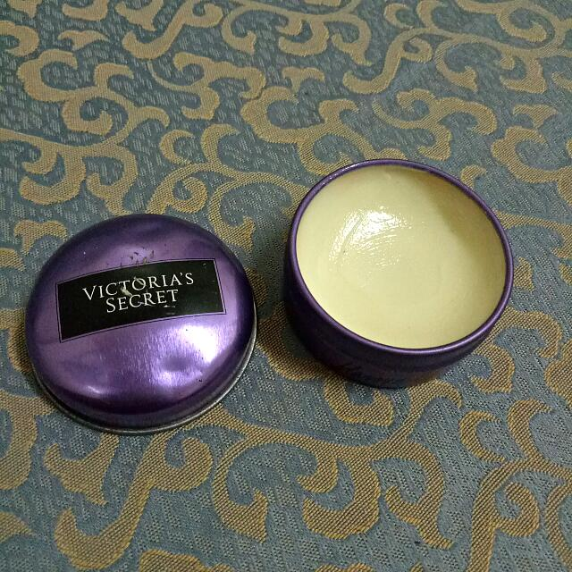 Authentic Victoria's Secret Flavored Lip Balm in Berry Tarte
